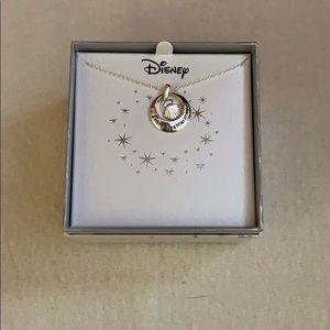 Disney I'm Really A Mermaid Necklace